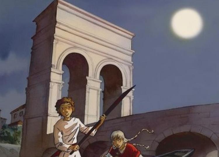 Des Romains Et Des Bulles à Dax