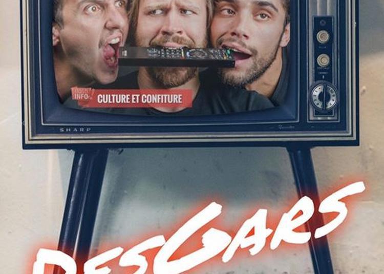 Desgars Dans Culture Et Contiture à Marseille