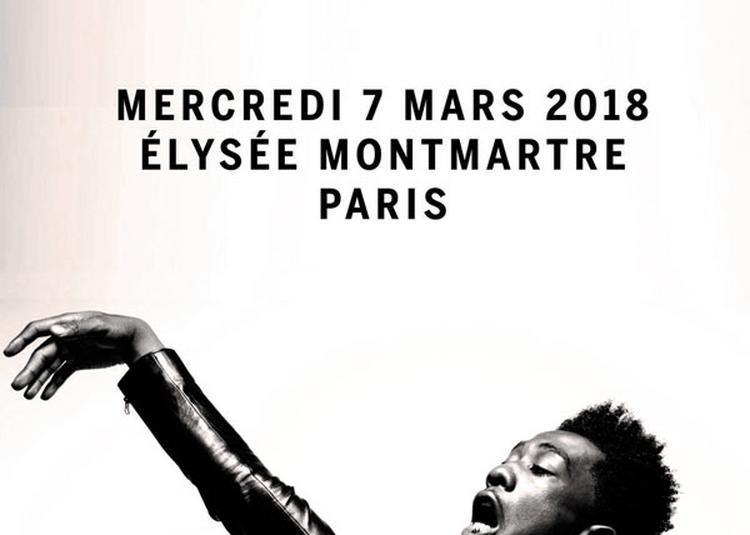 Desiigner à Paris 18ème