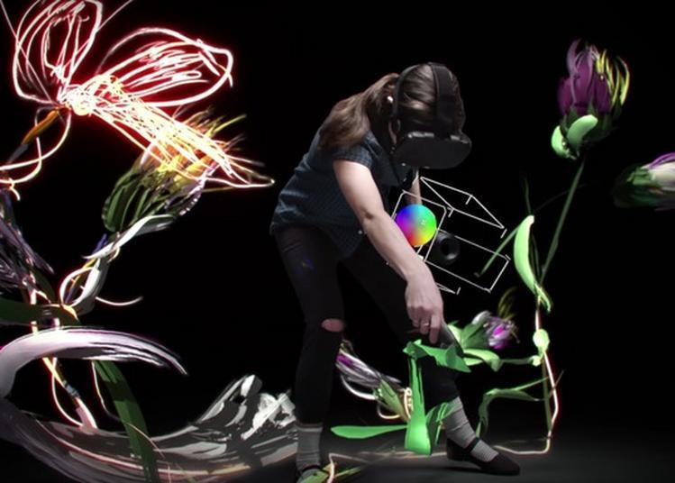 Dessin En Réalité Virtuelle à Nevers