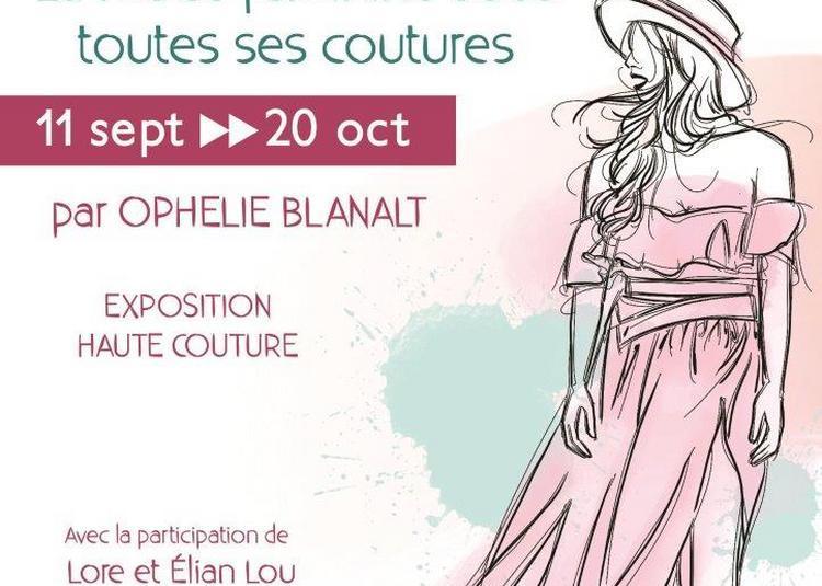 Dessine-moi une robe : la mode féminine sous toutes les coutures à Perigny
