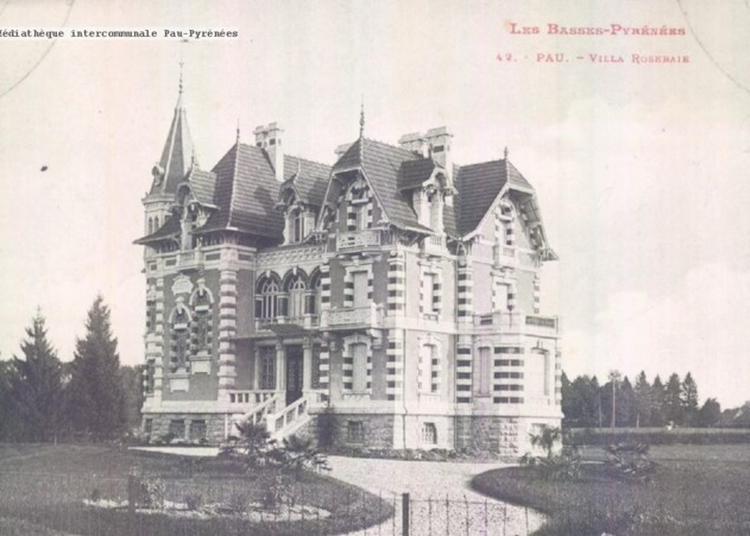 Dessiner Une Villa Anglaise, L'art Du Croquis Et Du Voyage à Pau