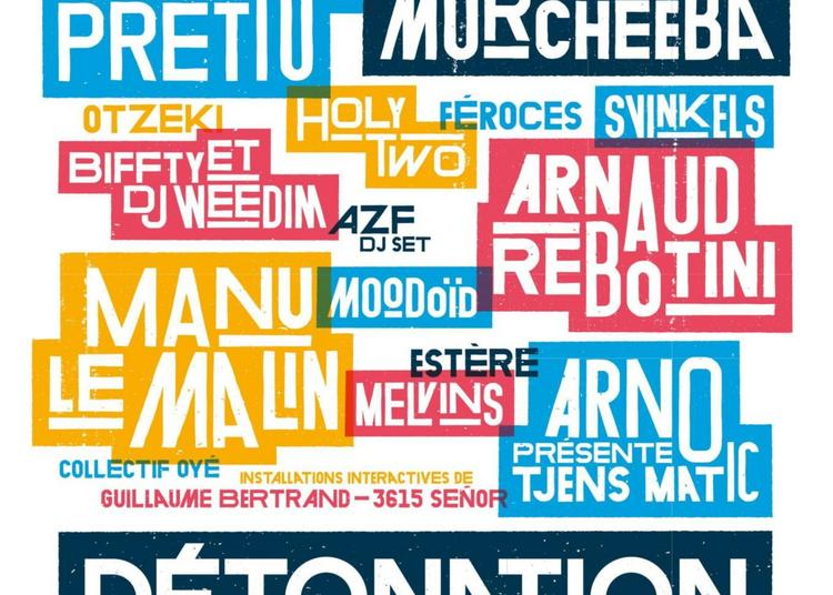 Detonation festival 2018
