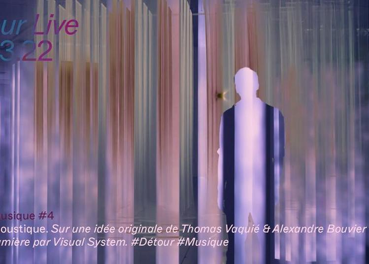 Détour : Visite En Musique #4 à Paris 3ème