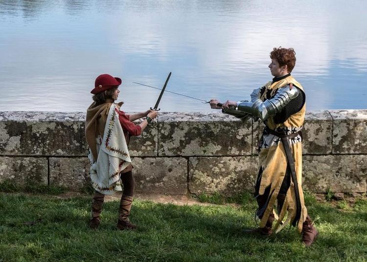 Devenir chevalier à Concoret