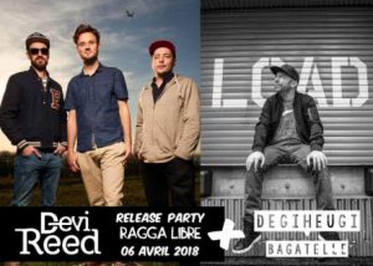 Devi Reed - Degiheugi à Toulouse