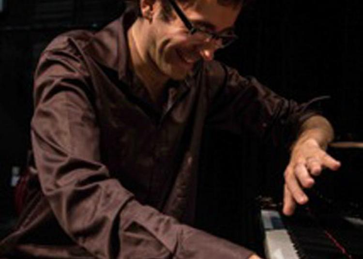 Dexter Goldberg Trio à Paris 1er