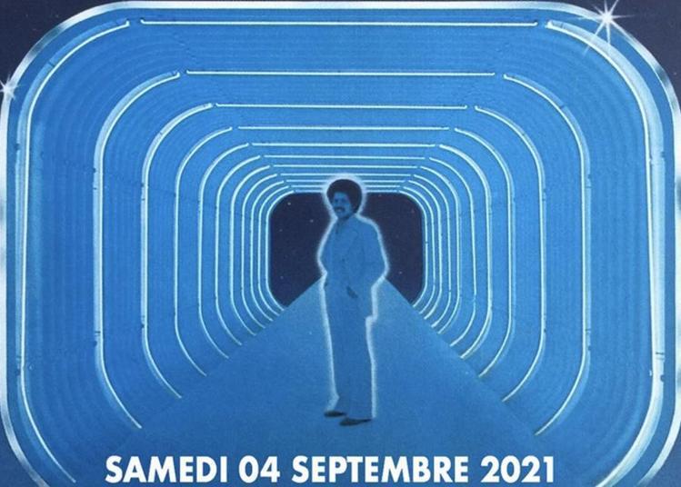Dexter Wansel à Paris 10ème