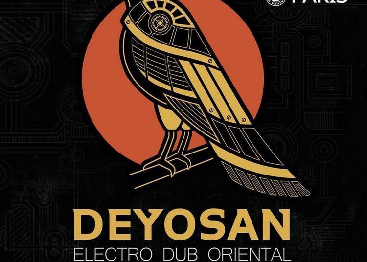 Deyosan Release Party Magnétique à Paris 13ème