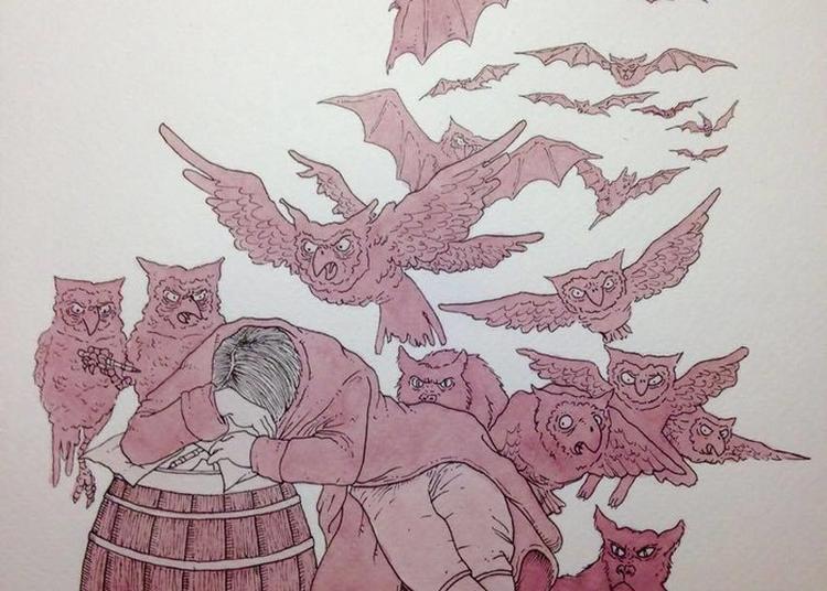 Di (s) Vin Goya à Bordeaux