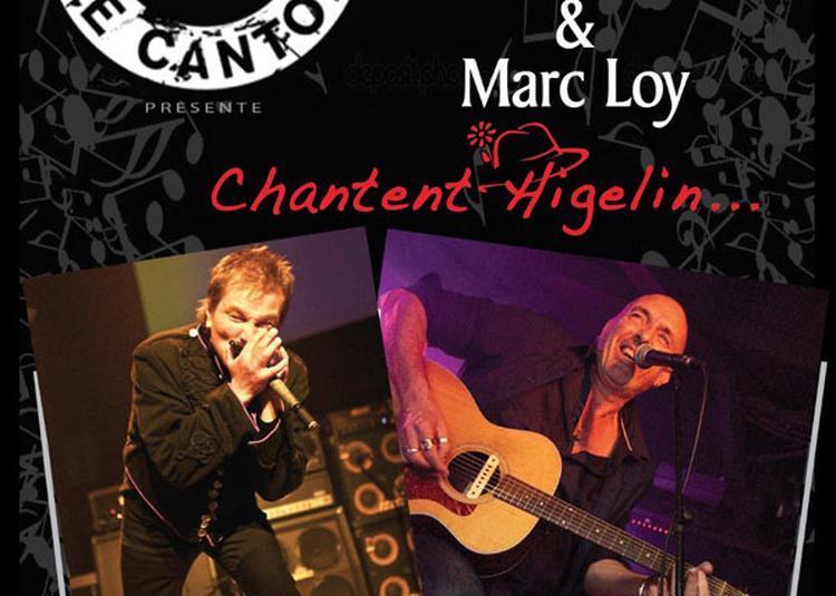 Diabolo & Marc Loy Chantent Higelin à Paris 13ème