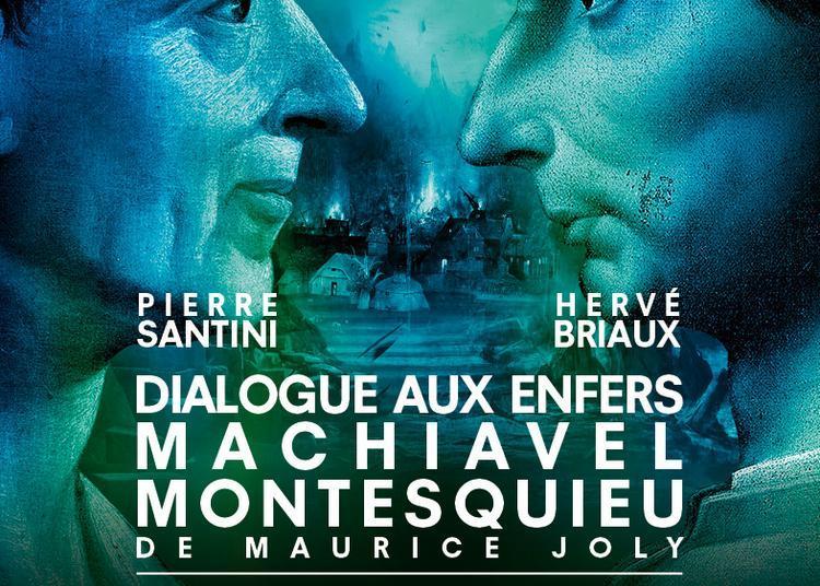 Dialogue aux Enfers à Paris 6ème