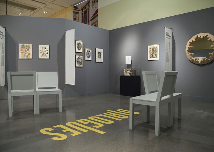 Dialogues singuliers | Images anciennes et art contemporain à Epinal
