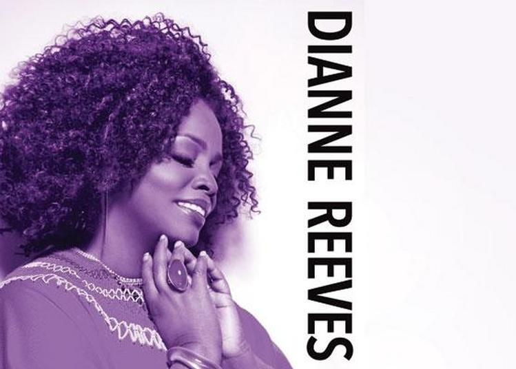 Dianne Reeves à Bordeaux