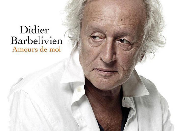 Didier Barbelivien à Burlats