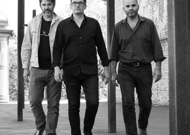 Didier Ithursarry Trio à Paris 20ème