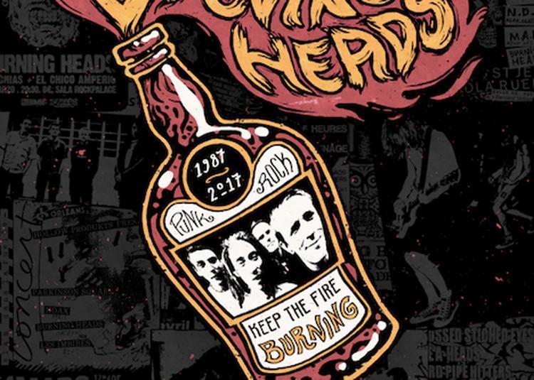 Diego Pallavas, Sleepers et Burning Heads