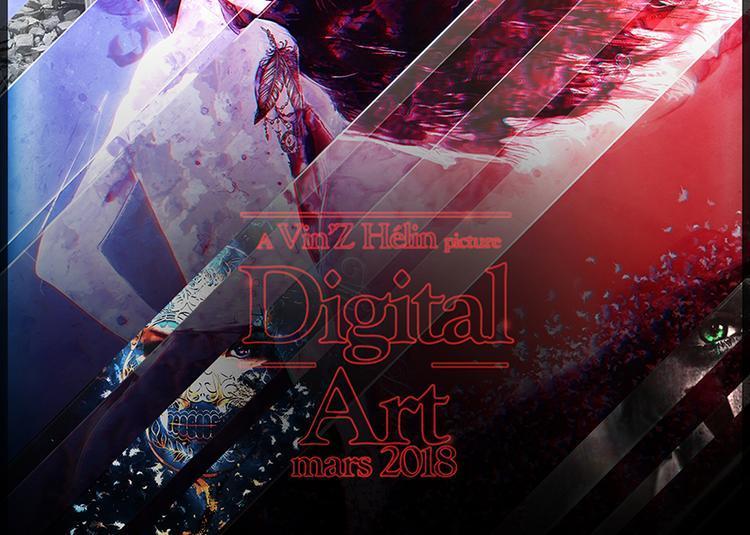 Digital art Expo à Moisselles