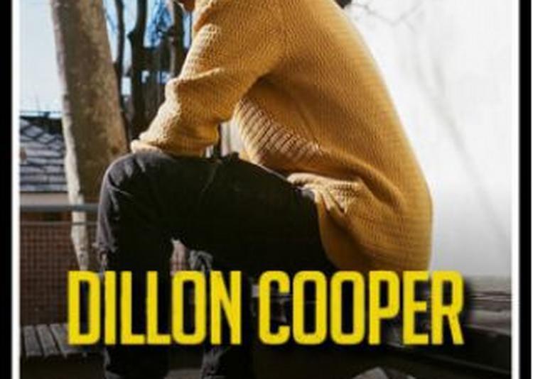 Dillon Cooper à Lyon