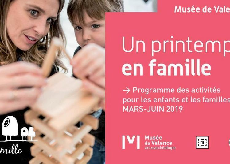 Dimanche en famille au musée - Petit Sapiens à Valence