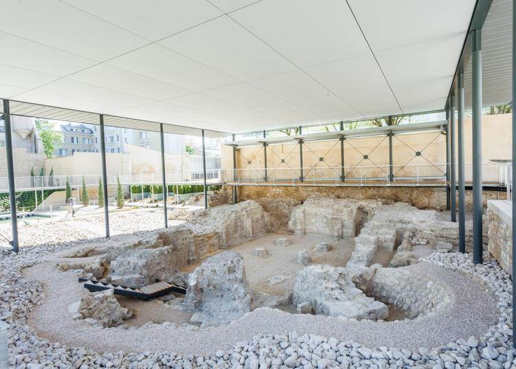 Dimanches du Patrimoine / Argenteuil médiévale : vestiges de l'abbaye