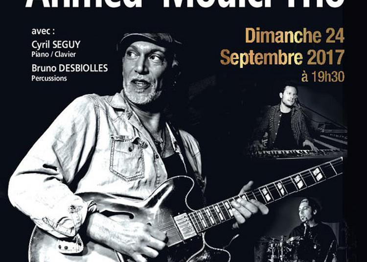 Dîner Concert : Ahmed Mouici Trio à Challes les Eaux