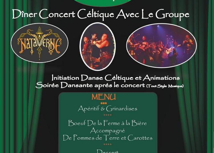 Dîner Concert Celtique Saint Patrick à Les Mathes