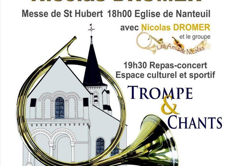 Diner Concert les Amis de Nicolas à Montrichard