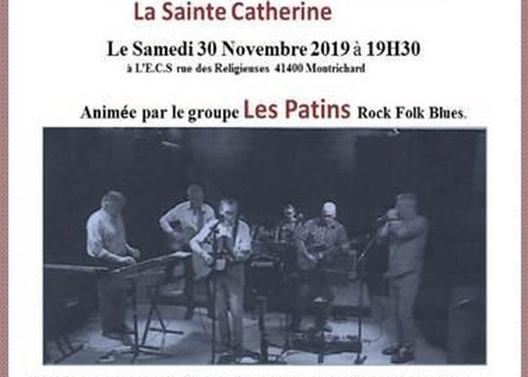 Diner Concert Les Patins à Montrichard