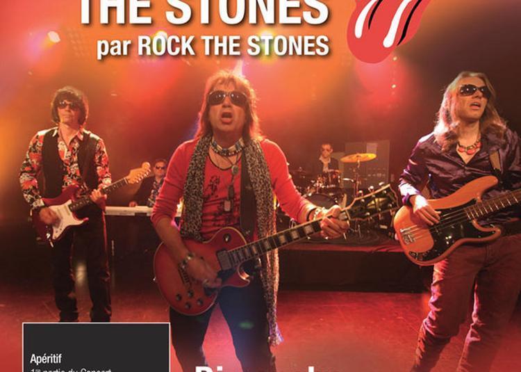 DÎner Concert-Tribute To The Stones à Challes les Eaux