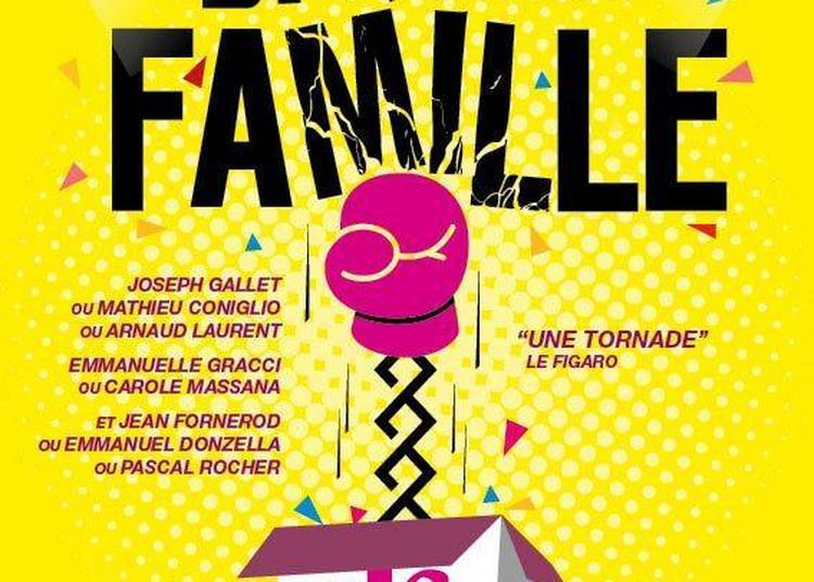 Dîner de Famille à Paris 4ème