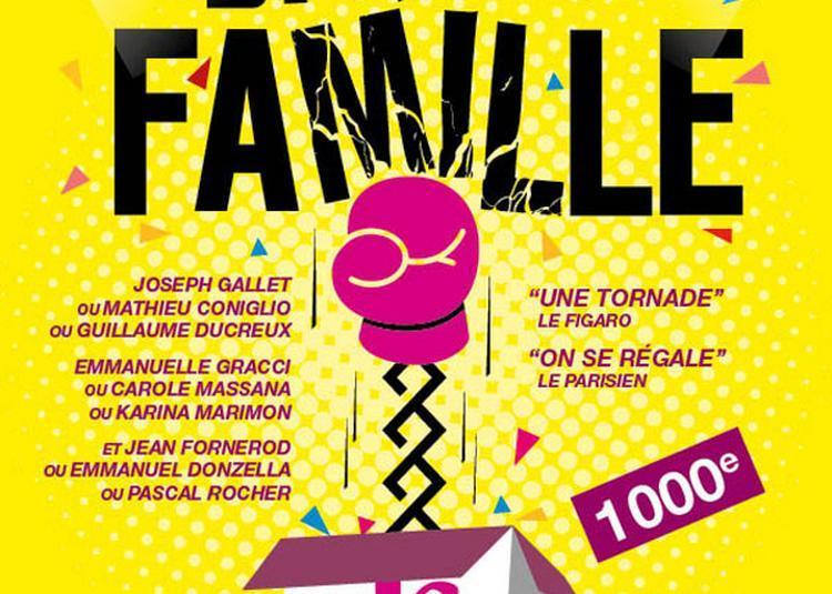 Diner De Famille à Paris 4ème