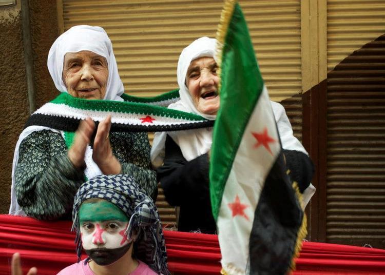 Dîner-débat Femmes syriennes, femmes rebelles à La Rochelle