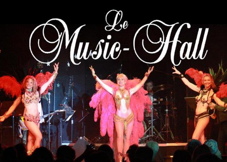 Dîner Spectacle dansant - Sortie Cabaret le samedi soir à Gignac la Nerthe