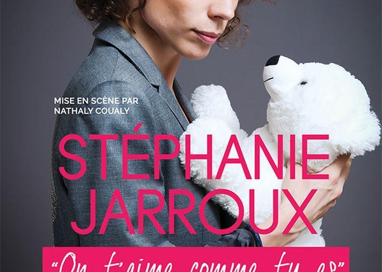 Dîner spectacle: Stéphanie Jarroux à Angers