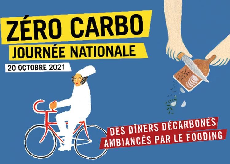 Dîner Zéro Carbo chez Christian Qui (Marseille) - Journée nationale Zéro Carbo 2021