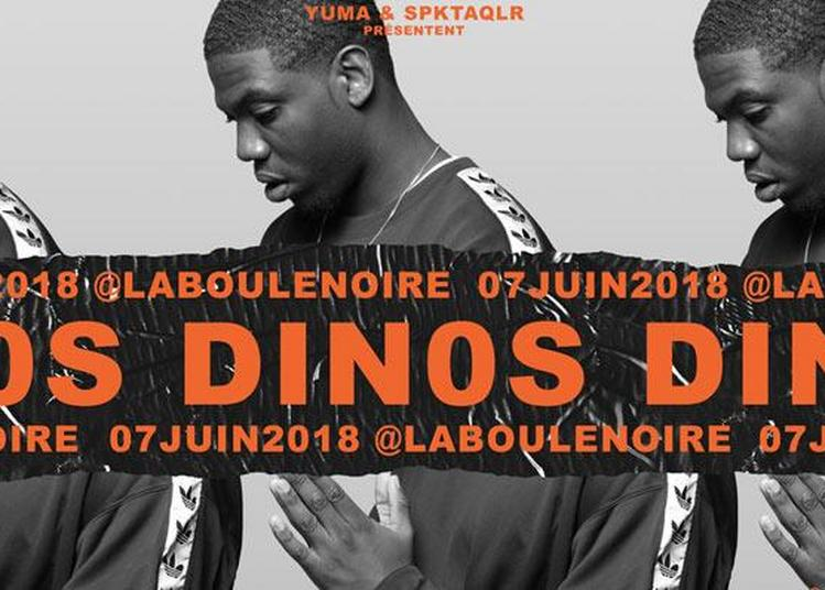 Dinos à Paris 18ème