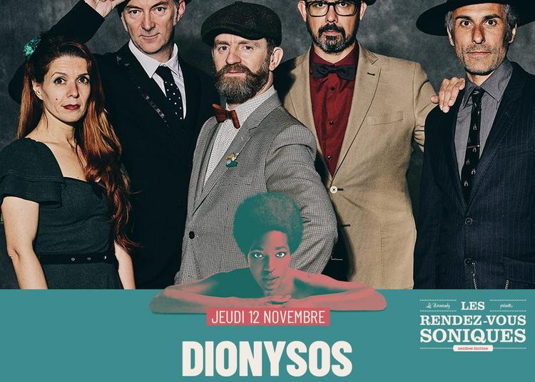 Dionysos à Saint Lo