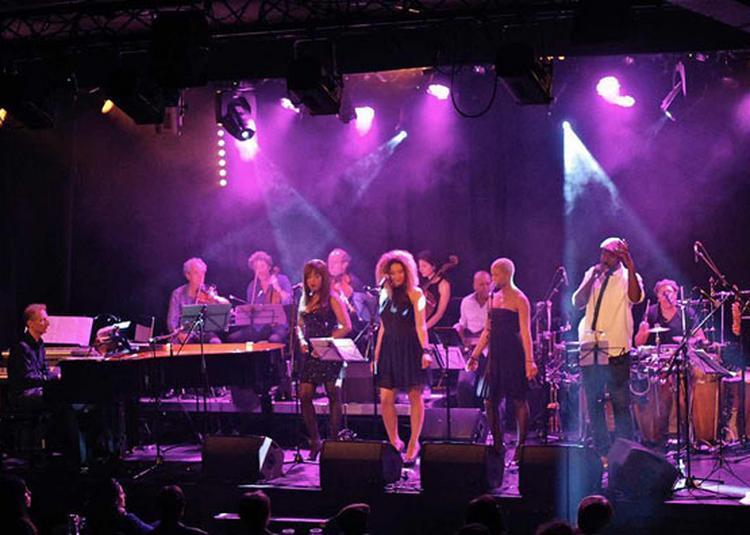 Dipenda  Un Opera Afro-Jazz à Paris 15ème