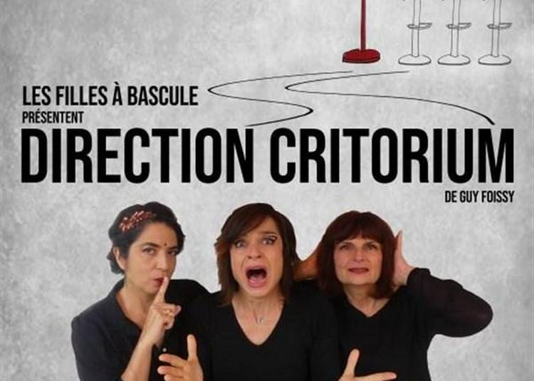 Direction Critorium à Nice