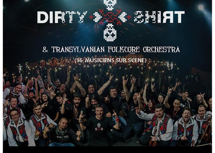Dirty Shirt à Paris 13ème