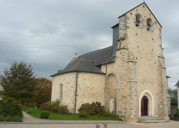 Discovery Of The Church Holy Médard à Beyssenac