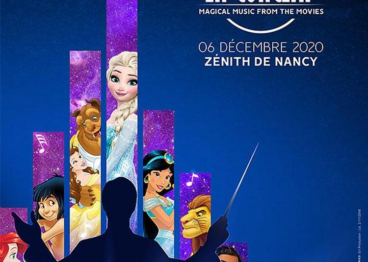 Disney En Concert - report à Nancy