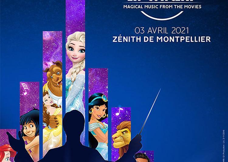 Disney En Concert - report à Montpellier