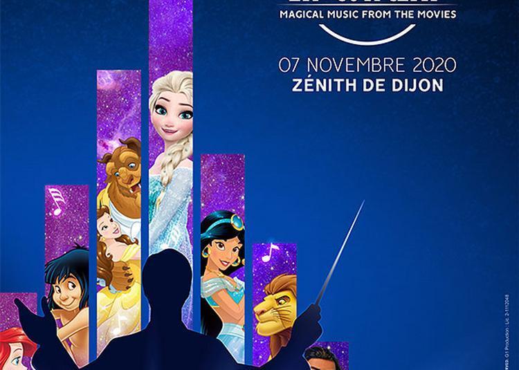 Disney En Concert - report à Dijon