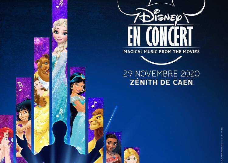 Disney En Concert - report à Caen