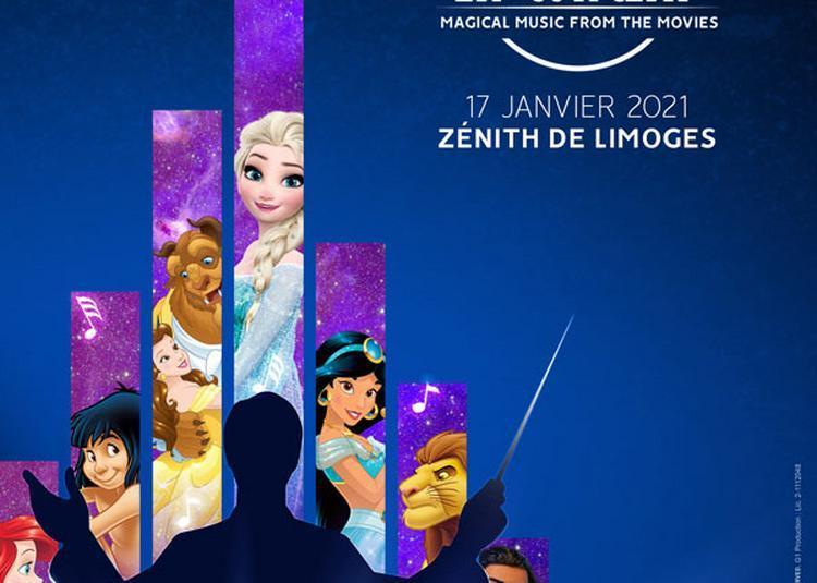 Disney En Concert à Limoges