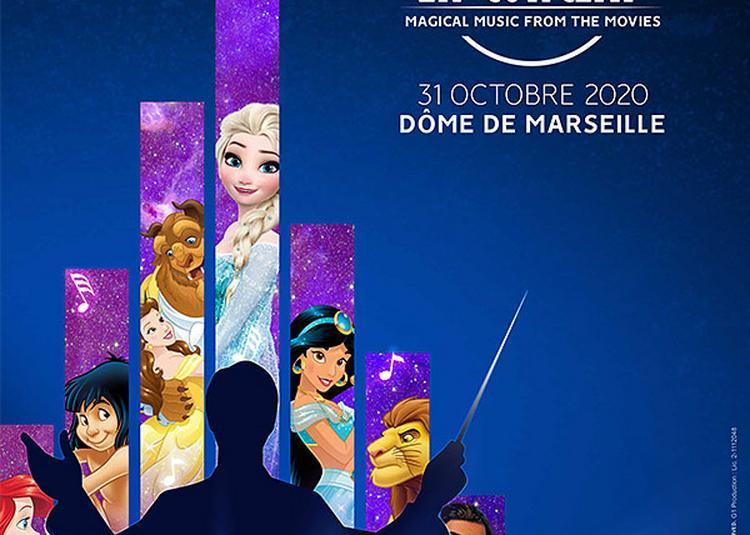 Disney En Concert - report à Marseille