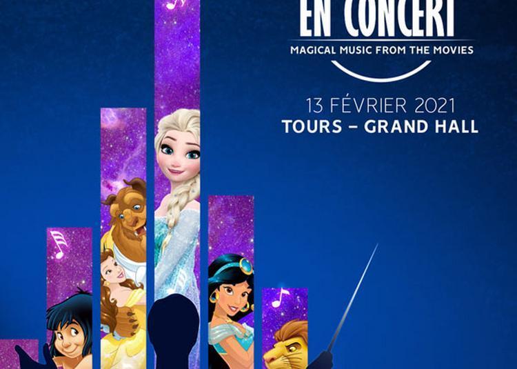 Disney En Concert - report à Tours