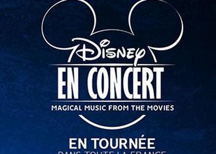 Disney En Concert - report à Paris 15ème
